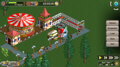 RollerCoaster Tycoon Classic 5