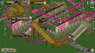 RollerCoaster Tycoon Classic 6
