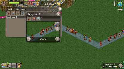 RollerCoaster Tycoon Classic 7