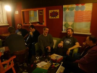 GeekOut Bristol Meet 100218 22