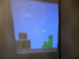 And then Super Mario Bros!