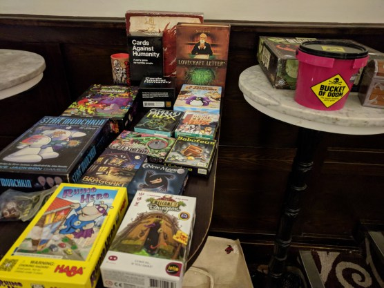 Games Library