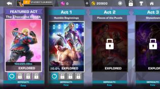 Tekken Mobile 5