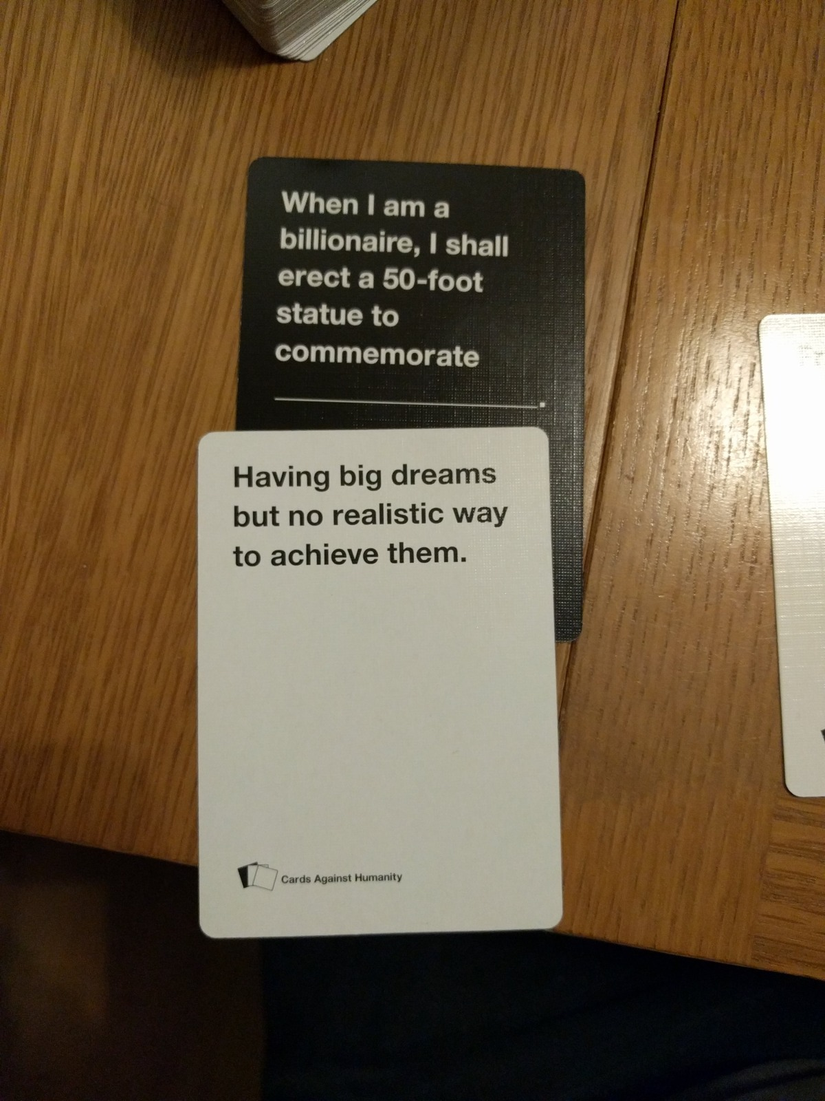 Cards Against Humanity – A Work Which Becomes A Genre UntoItself