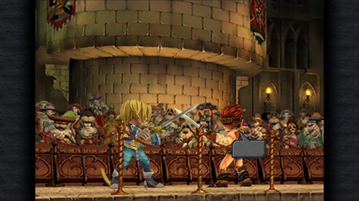 Obtaining Excalibur II in Final Fantasy IX forSteam