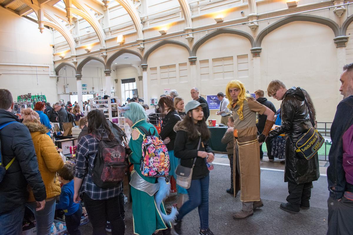 Bristol Comic Con – EventReview