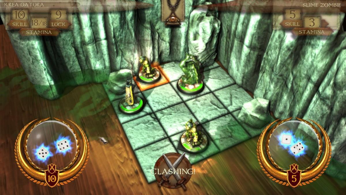 Review – The Warlock Of FiretopMountain