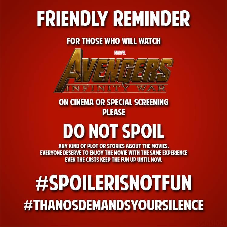 Super Team Ups – The MCU & The Avengers: Infinity War2/4