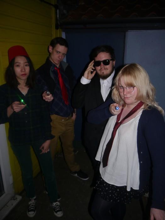 GeekOut Bristol Meet 120518 15