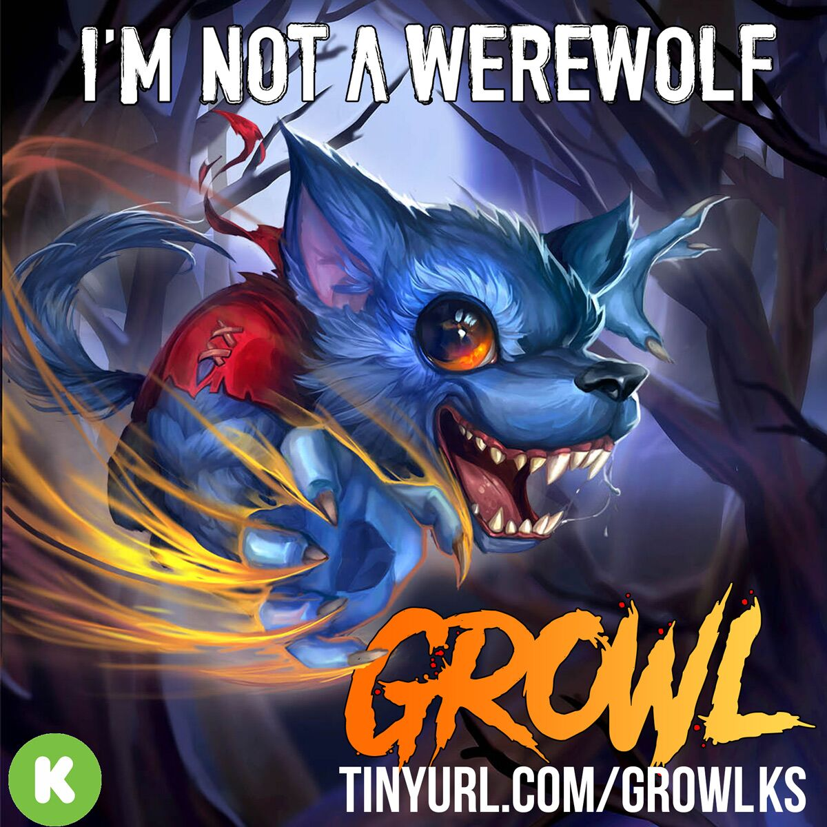 Kickstarter Highlight: GROWL