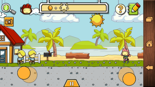 Mobile Game Review: Scribblenauts Remix | GeekOut UK