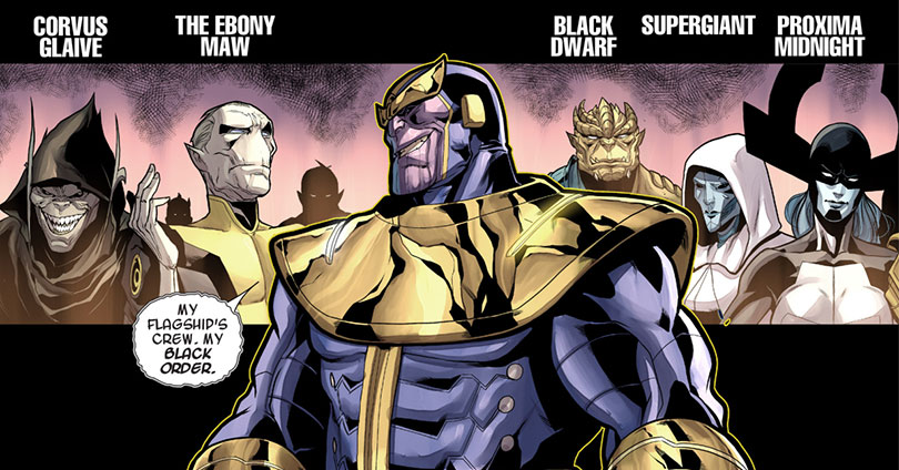 A Darkness Falls – The MCU & The Avengers: Infinity War3/4