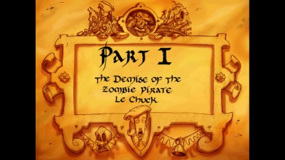 The Curse of Monkey Island 1