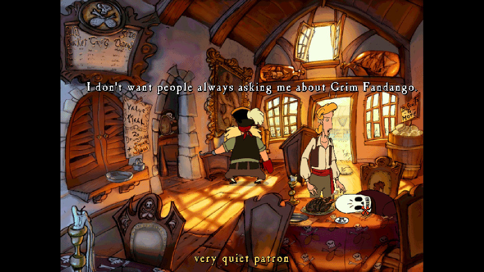 Video Game Review: The Curse of Monkey Island