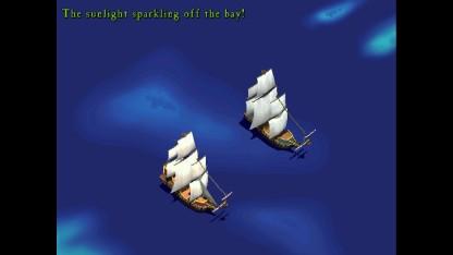 Fighting ships is common in Part III