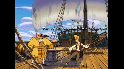 The Curse of Monkey Island 18