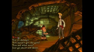 The Curse of Monkey Island 4