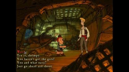 The Curse of Monkey Island 4