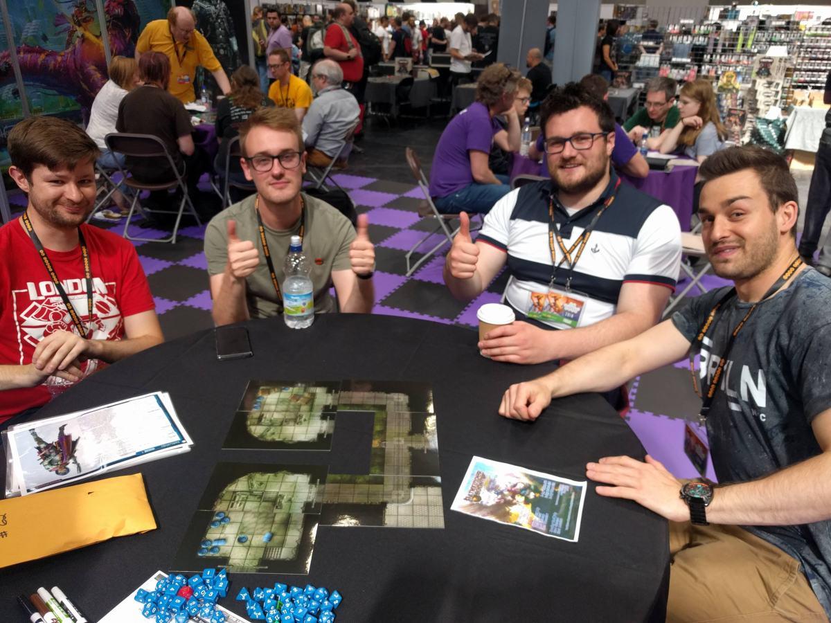 UKGE 2018 – An RPG HeavyYear