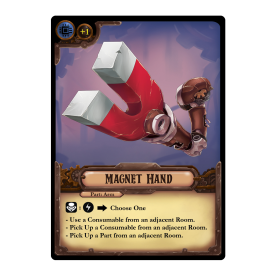 Magnet Hand