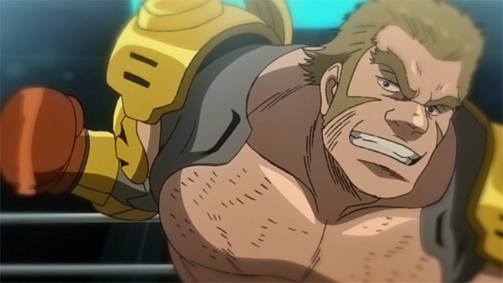 Anime Review: Megalo Box