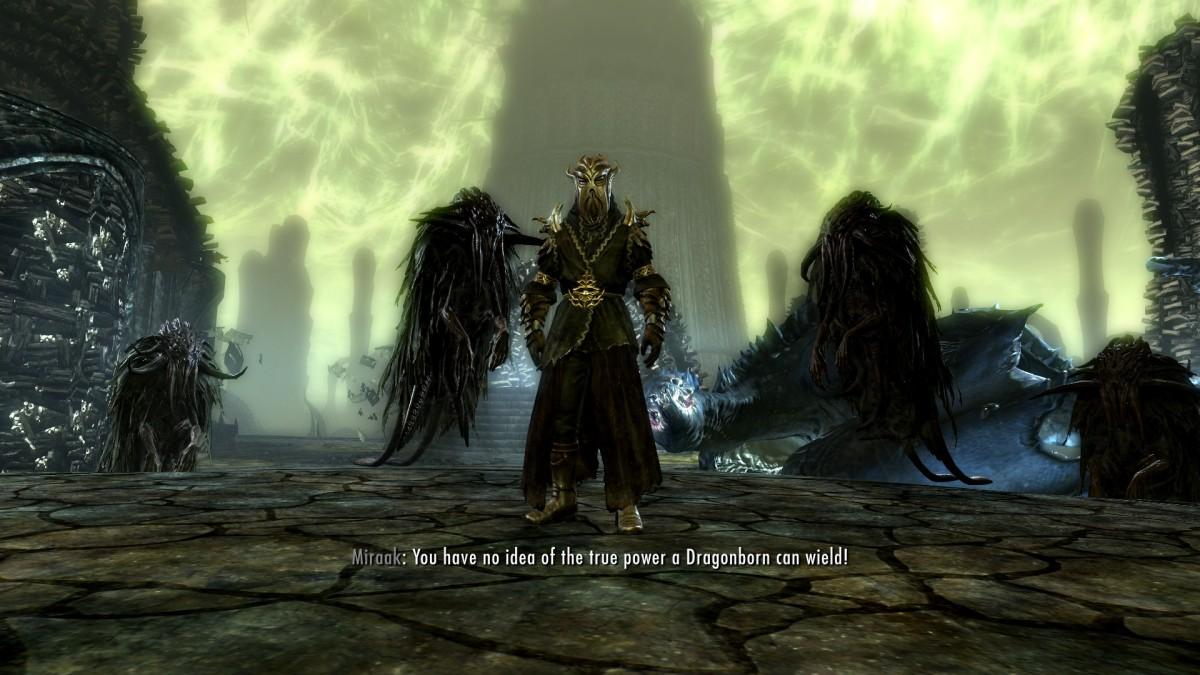 Skyrim: Dragonborn – Improving An Already GreatGame