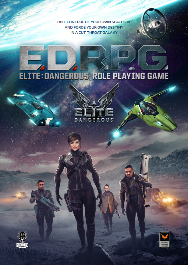 Elite Dangerous RPG – In Depth Part 1