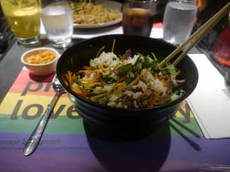 Wagamama's - Delicious food!