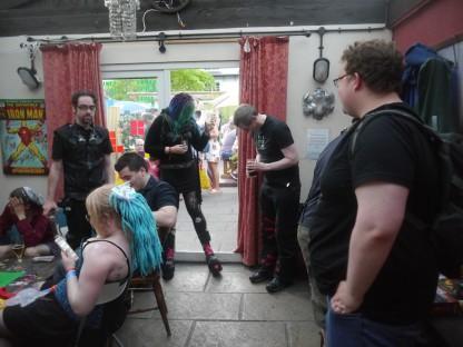 GeekOut Bristol Meet 140718 19