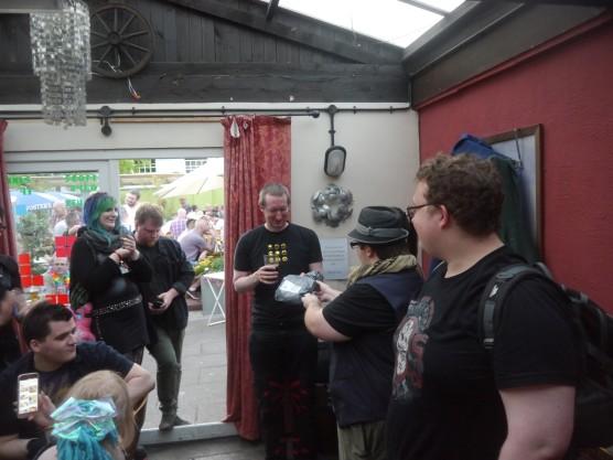 GeekOut Bristol Meet 140718 25