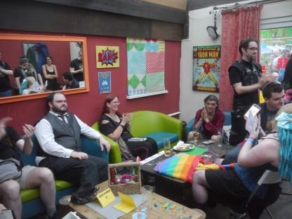 GeekOut Bristol Meet 140718 26
