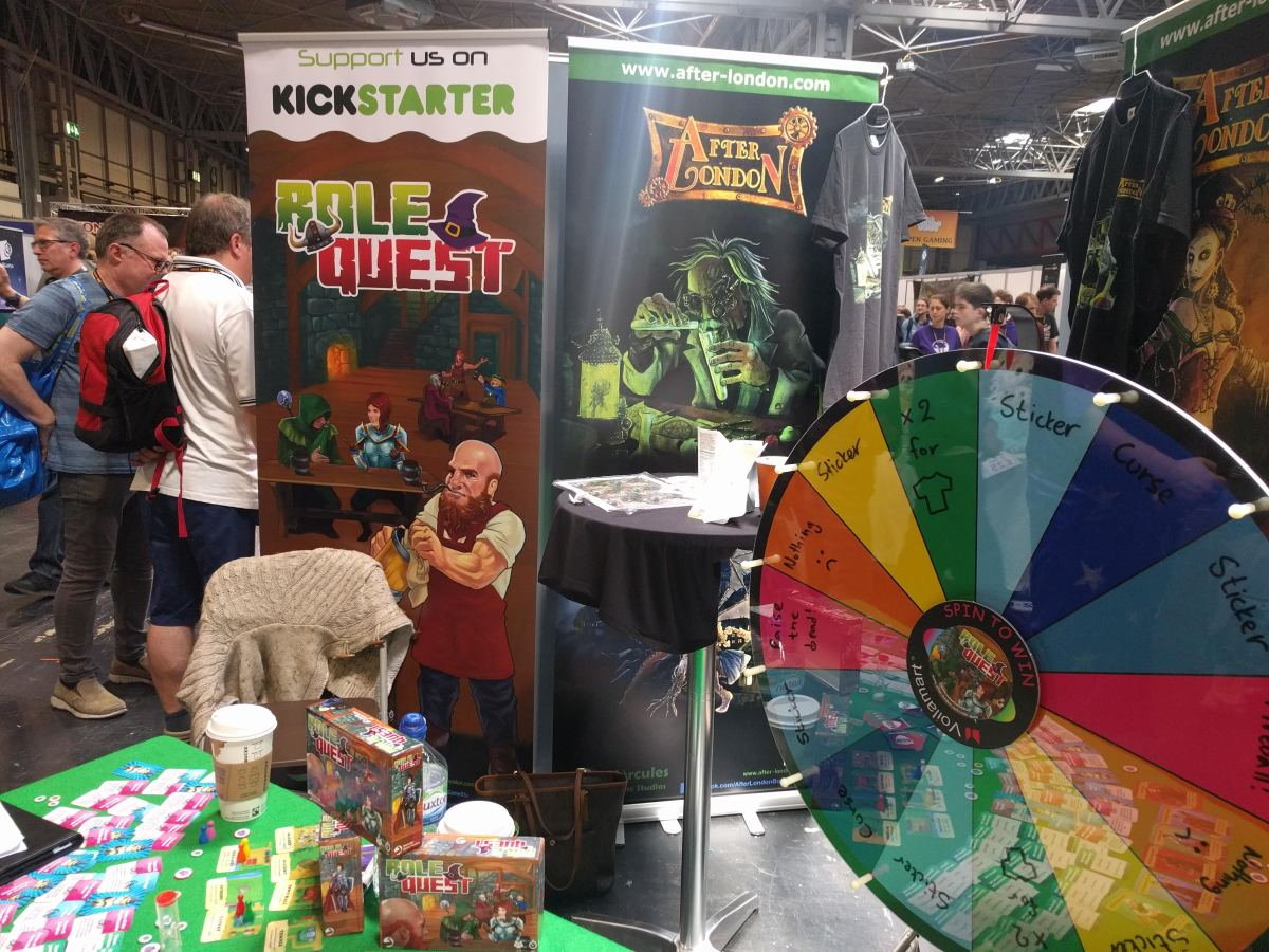 Kickstarter Highlight – Role Quest