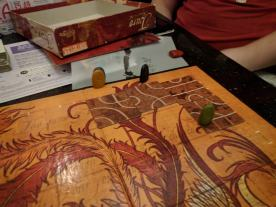 An astoundingly short game of Tsuro