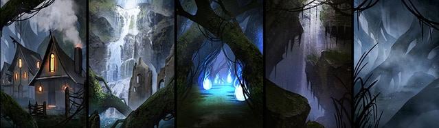 Artwork - Source - Room 17 MireMarsh Kickstarter