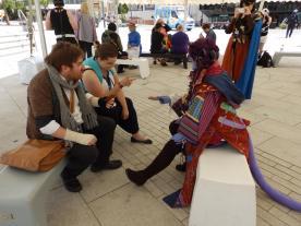 Robotjellyfish cosplay