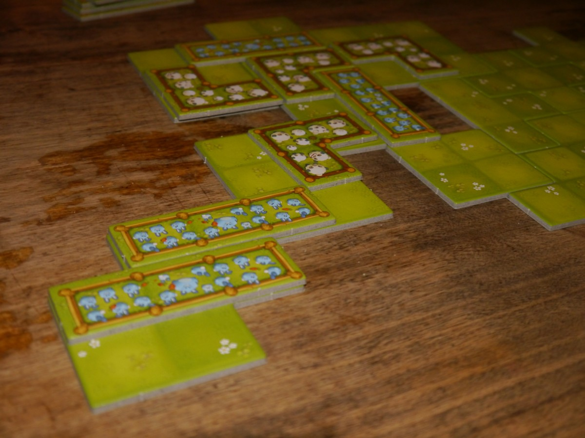 Board Game Review:Brothers