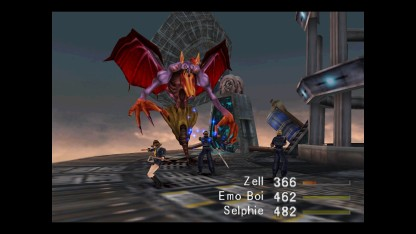 Final Fantasy VIII Steam 28