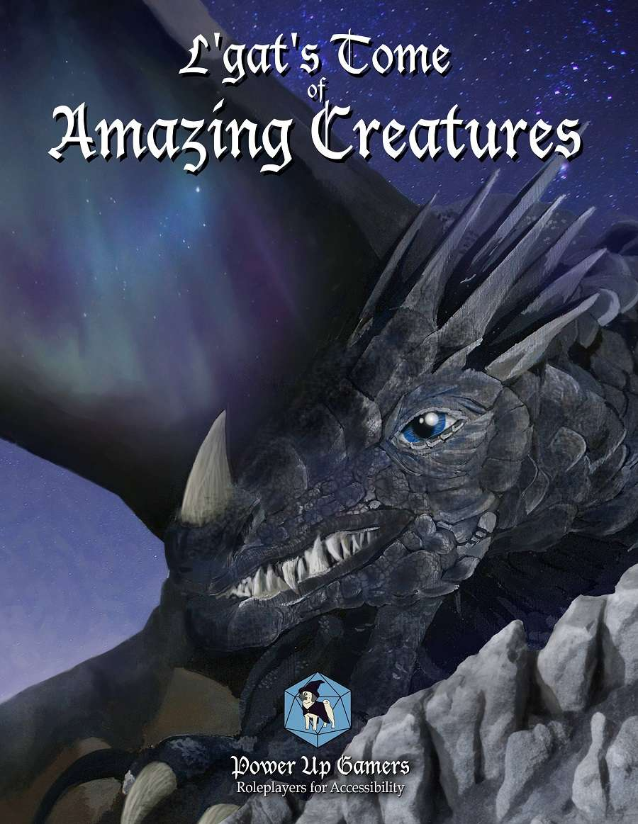RPG Supplement Review: L'gat's Tome of Amazing Creatures