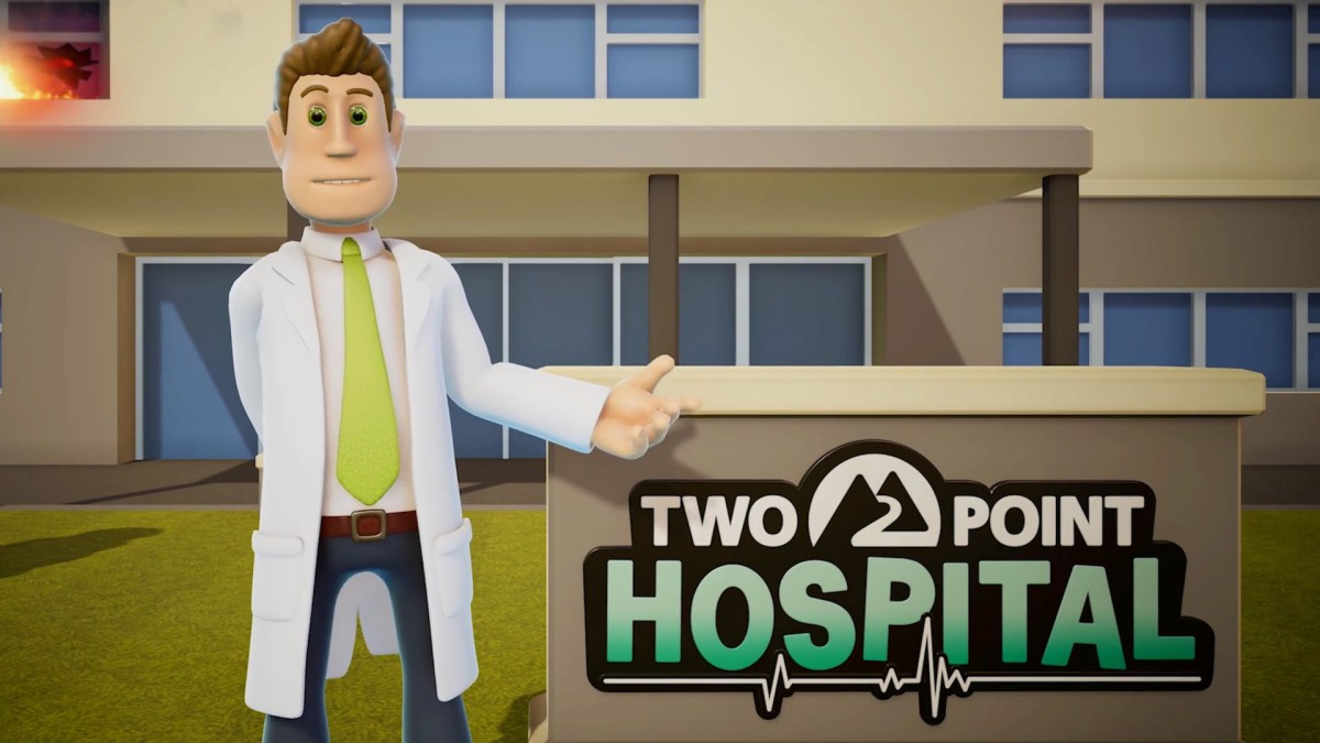 Video Game Review: Two PointHospital