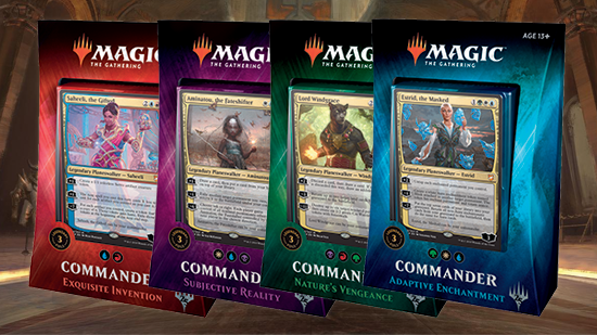 Magic the Gathering: Commander | GeekOut UK