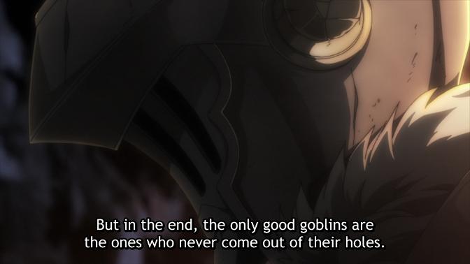 anime review  goblin slayer