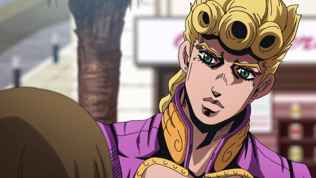 JoJo's Bizarre Adventure: Golden Wind Now Airing On Crunchyroll