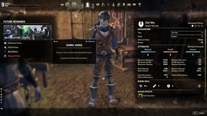 The Elder Scrolls Online 50