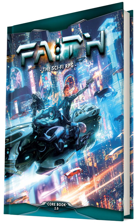 FAITH – The Science Fiction RPG