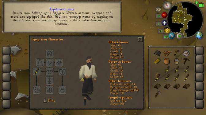 Mobile Game Review: Old School Runescape | GeekOut South-West