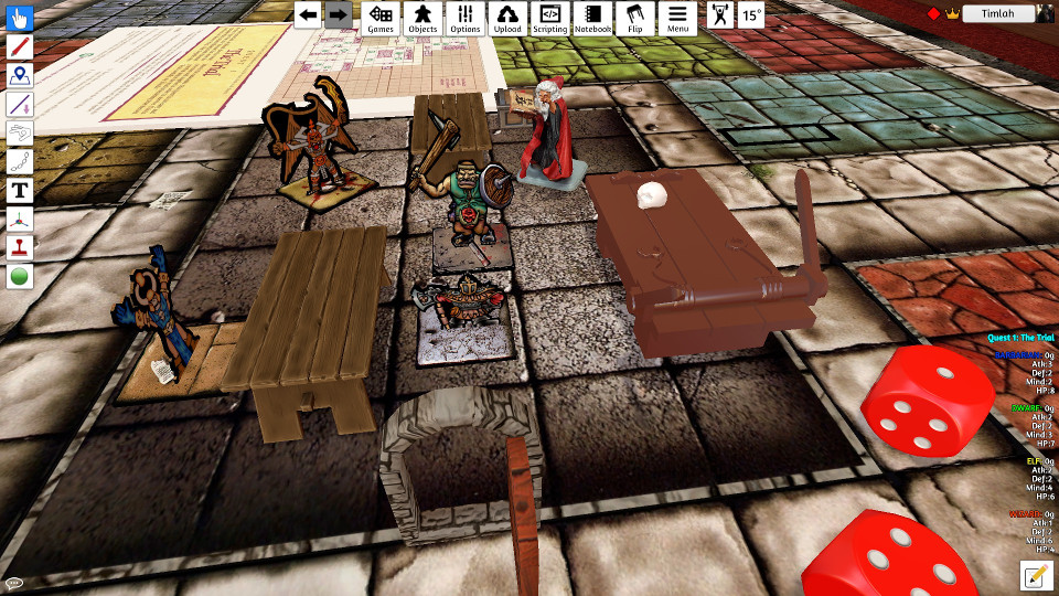 Video Game Review: Tabletop Simulator