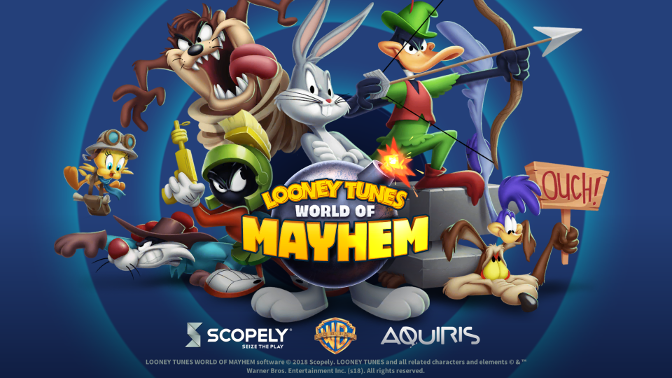 Mobile Game Review: Looney Tunes World ofMayhem