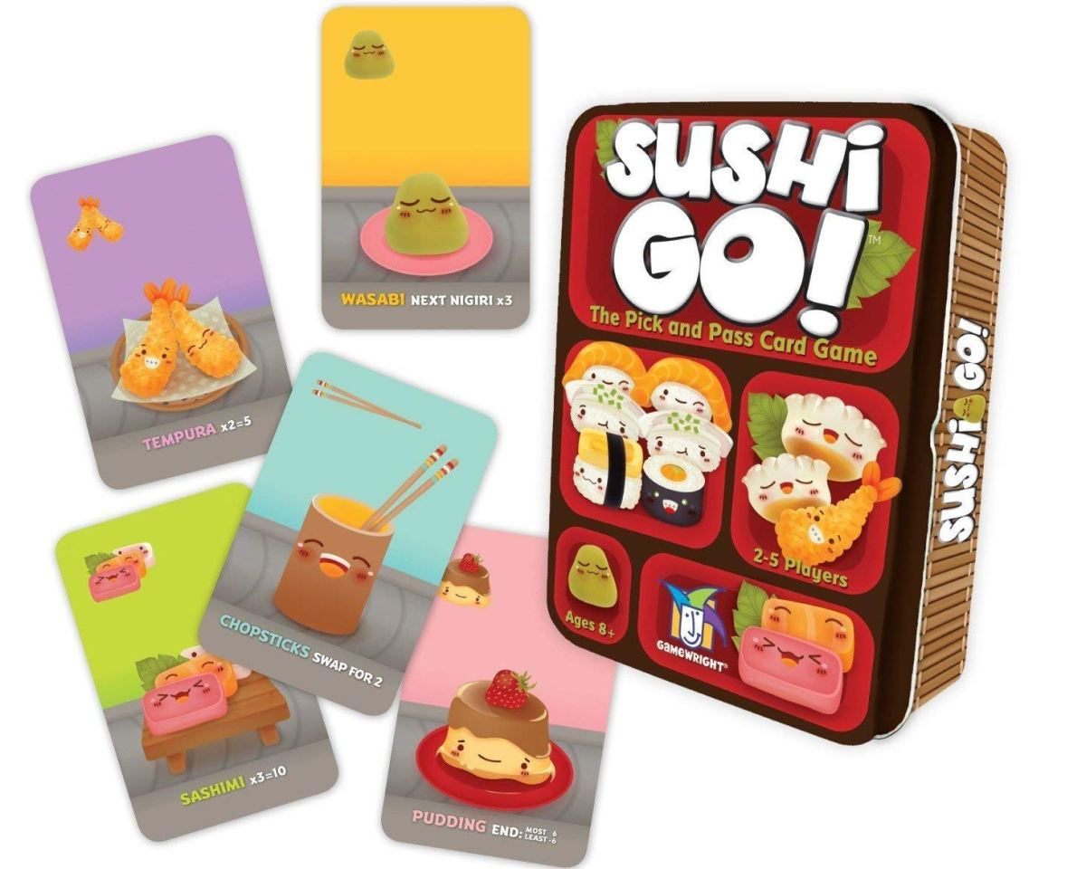 Top 10 – Board & Card Game Stocking Fillers