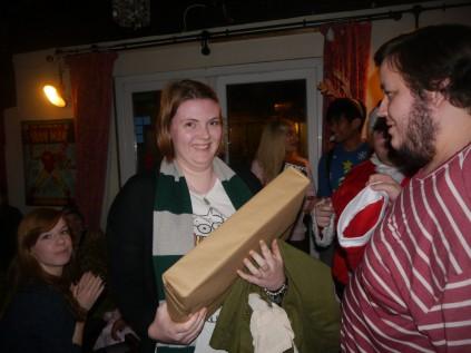 GeekOut Bristol Meet Dec 18' 12