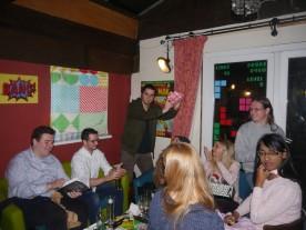 GeekOut Bristol Meet Dec 18' 16